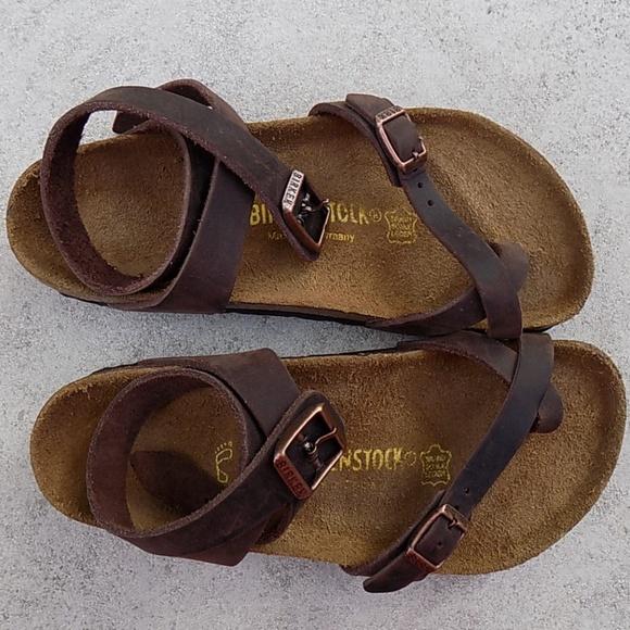 14bf1aa01bff Birkenstock Shoes - Birkenstock Yara habana leather 36